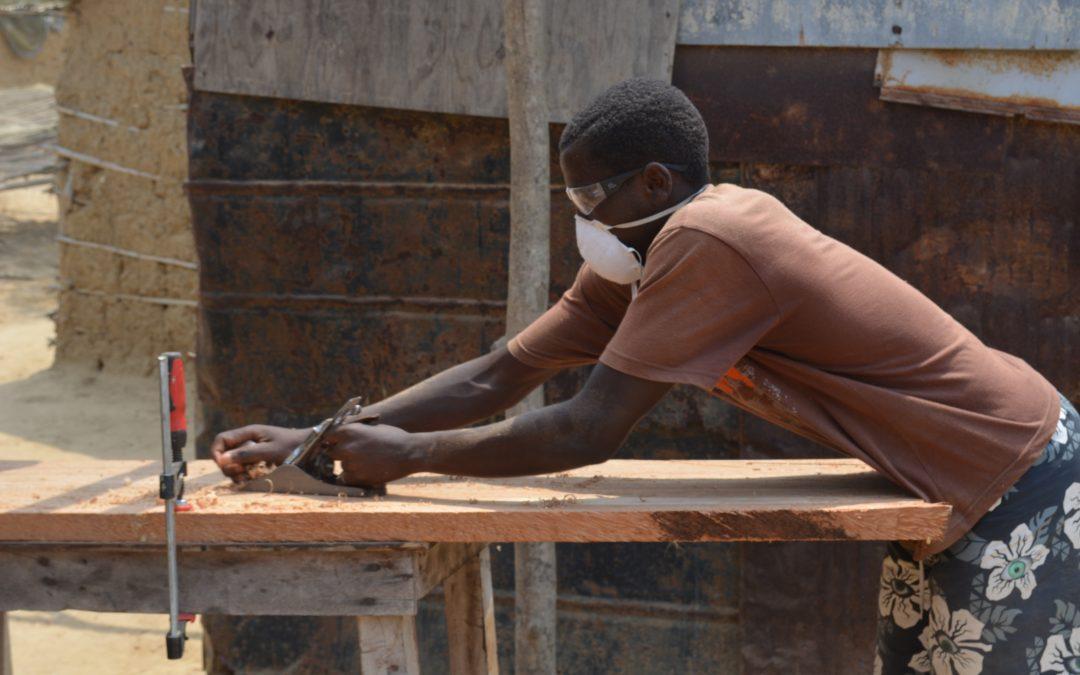 Week 1 – Vanderful Angola